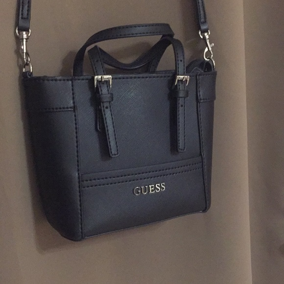 Guess Handbags - Black GUESS Crossbody Bag 3d2fdb21e49aa